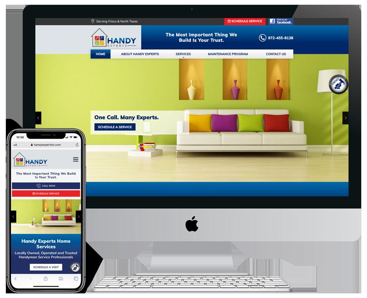Dallas Website Design